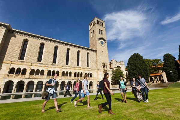 University of Western Australia: School of Population and Global Health
